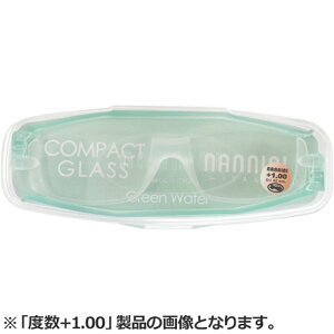 ナンニーニ コンパクトグラス2 2.0 NCG2-2.0-グリーンウォーター グリーンウォーター