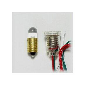イーケイジャパン 工作周辺パーツ LK-8RD-1.5V 超高輝度電球型LED(赤色・8mm・1.5V用)