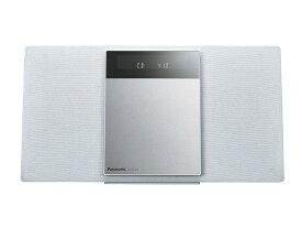 (アウトレット)パナソニック Bluetooth対応コンポ SC-HC410-W ホワイト