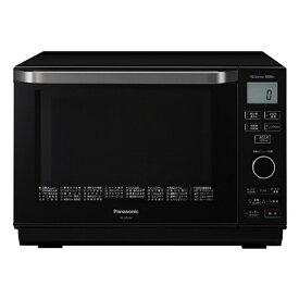 (アウトレット)パナソニック オーブンレンジ NE-MS266-K ブラック