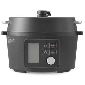 アイリスオーヤマ 電気圧力鍋 KPC-MA4-B ブラック