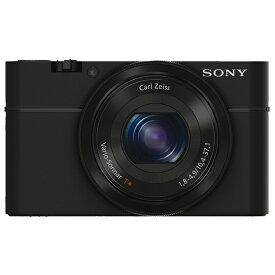 ソニー 高画質タイプデジタルカメラ Cyber-shot(サイバーショット) DSC-RX100