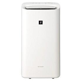 シャープ 除加湿空気清浄機 KI-LD50-W ホワイト系 適応畳数 空清:主に21畳、加湿:主に21畳、除湿:主に19畳