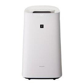 シャープ 加湿空気清浄機 KI-LX75-W ホワイト系 適応畳数 空清:主に34畳、加湿:主に24畳