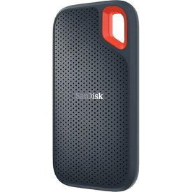(アウトレット)SANDISK エクストリーム ポータブルSSD500GB SDS SDSSDE60-500G-J25 SSD:500GB