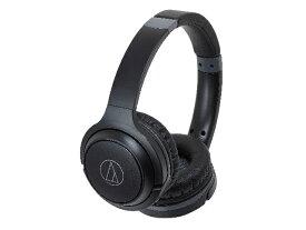 (アウトレット)オーディオテクニカ Bluetoothヘッドホン ATH-S200BT BK ブラック