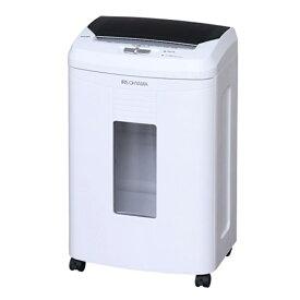 アイリスオーヤマ シュレッダー AFS100C ホワイト