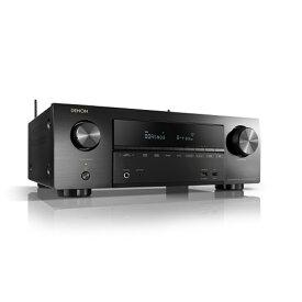 (長期無料保証)デノン AVアンプ AVR-X1600HK ブラック