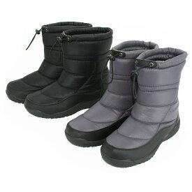 軽量 防寒ブーツ 起毛素材 ドローコード メンズ レディース ユニセックス 男女共用 スノーブーツ 防寒靴 aw_17393【あす楽対応】【コンビニ受取対応商品】