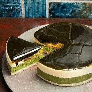 お取り寄せスイーツ 宇治抹茶生チーズケーキジェミニ 4号(約12cm 2〜4名様)プレゼント 職場 お礼 お菓子 スイーツ 贈り物 ギフト ご挨拶 誕生日 出産祝い 内祝い 土産|チーズケーキ 抹茶ケーキ