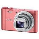 【納期約7〜10日】DSC-WX350(P)ピンク【送料無料】[SONY ソニー]デジタルスチルカメラ Cyber-shot(サイバーショット) DSCWX35...