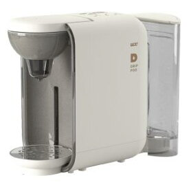 【納期約1〜2週間】UCC DP2W コーヒーメーカー 「ドリップポッド(DRIP POD)」 ホワイト DP2W