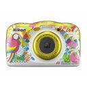 【納期約1〜2週間】Nikon ニコン COOLPIX W150 RS デジタルカメラ リゾート