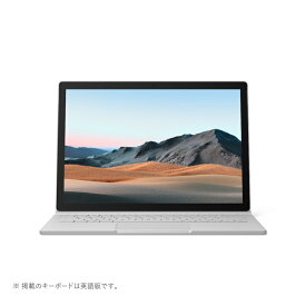 【納期約4週間】【お一人様1台限り】【代引き不可】Microsoft マイクロソフト SLS-00018 ノートパソコン Surface Book 3 i7/32GB/1TB dGPU プラチナ プラチナ SLS00018