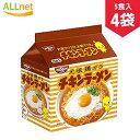 【送料無料】日清 チキンラーメン 5食パック×4袋セット インスタント食品 インスタント麺 麺類 食品 ラーメン 袋麺