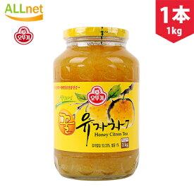 蜂蜜ゆず茶 1kg 三和 サンファ 柚子茶 ゆず茶