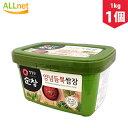 淳昌 サンチュ味噌 サムジャン 1kg×1個 焼肉 韓国調味料 韓国料理 韓国食材 韓国食品