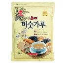 【送料無料】CHOYA チョヤ ミスカル 禅食 ミシッカル (穀物の炒り粉) 1kg 【草野】【韓国健康食品】【ミスカル…