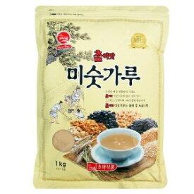 送料無料ミシッカル (穀物の炒り粉) 1kg ×4個セット【草野】【韓国健康食品】【ミスカル】 ミシッカル/ 韓国インスタント食材/