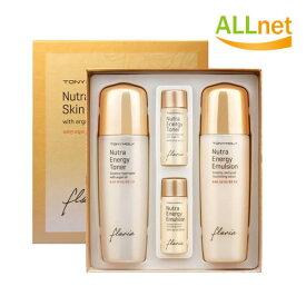 TONYMOLY トニーモリー フローリア・ニュートラ・エネルギー2種セット (Nutra Energy Basic Skin Care Set)