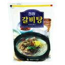 【韓国商店街】ジンハン カルビタン レトルトパウチ 600g  【韓国食品】【キムチ鍋】【チゲ鍋】