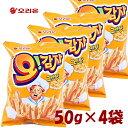 【人気商品】オリオン オーカムジャ(グラタン)50g ×4袋 韓国の人気スナック■ジャガイモ■スナック