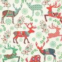 ☆ペーパーナプキン☆ PAPER+DESIGN 可愛い デコパージュ ドイツ製 クリスマスザイフェン NAPKIN クリスマス雑貨 贈り…