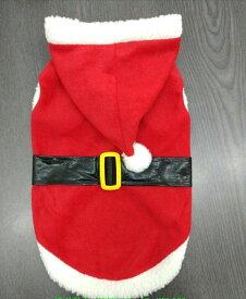 サンタ ボーイ SANTA BOY (S、M、L、XL) クリスマスX'mas かわいい Dog ペットウェア 犬服 犬の服 服 トイプードル S M L XL 2XL 3XL 4XL 5XL 6XL チワワ ダックス ネコポス送料無料】
