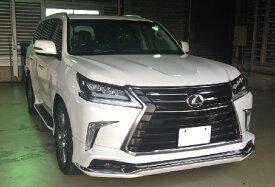 KSP製LEXUS LX570専用最重量対応SUV対応REALワイドトレッドスペーサー 20ミリ 2枚1SET