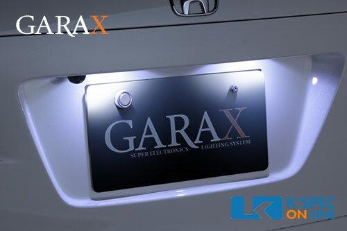 【RB3/4オデッセイ】ギャラクス GARAX LEDナンバーランプ
