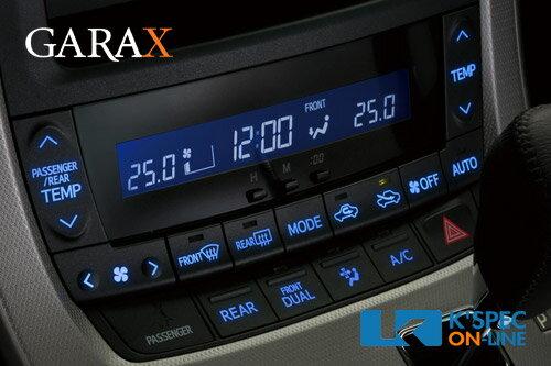 GARAX 20系アルファード/ヴェルファイアハイブリッド インジケーターLEDカラーチェンジシステム/カラー:ブルー