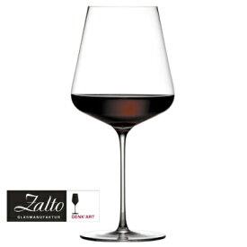 【正規品】Zalto ザルト 赤 ワイングラス BORDEAUX ボルドー Φ109×H240mm(680ml) 【食器洗浄機対応】【ラッキシール対応】