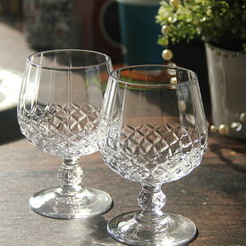 CristalD'ArquesParis クリスタルダルク ブランデーグラス ロンシャン Φ67×H129mm(320ml 11oz) 【食器洗浄機対応】 AC-2708【ラッキシール対応】