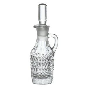 クリスタルガラス 調味料入れ スパイスボトル 手付き W63×H205mm(160ml) NT220【食器洗浄機対応】【ラッキシール対応】