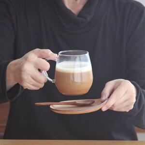【送料無料】【日本製】ハリオ耐熱ガラスマグカップペアセット