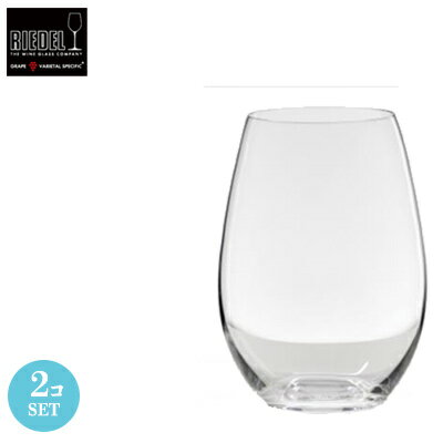 RIEDEL リーデル O(オー) シラー・シラーズ ワイングラス ペアセット 620ml×2個 #0414/30