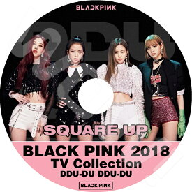 【K-POP DVD】★ BLACKPINK 2018 TV COLLECTION ★ DDU-DU DDU-DU ★ BLACK PINK ブラックピンク ジェニ JENNIE ジス JISOO ロジェ ROSÉ リサ LISA 音楽収録DVD ★【PV DVD】