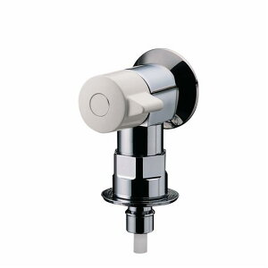 洗濯機用横水栓(ホース接続形、緊急止水) TW11R