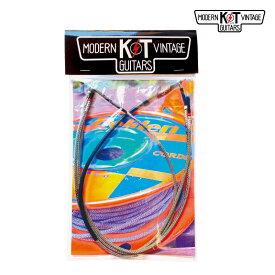 "K&T VINTAGE BELDEN Braided Shield Wire""LP Vintage Wiring Kit""レスポール用 内部 配線材【全品送料無料・代引手数料無料!数量限定!!】"