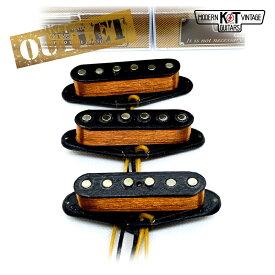 K&T S-61(OUTLET) セット アウトレット品 1点限り 新品定価¥121,000《エレキギター用 ピックアップ/ストラトキャスター》【全品送料・代引手数料無料!】