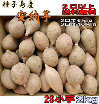 【安納芋】種子島産蜜芋安納芋選別済みA品プチプチサイズ小芋5kg芋類評価4.6以上の信頼