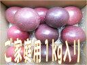 ご自宅用パッションフルーツ有機肥料栽培種子島産バラ大玉混在 約1kg入り5%サンキュークーポン発行中