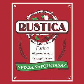 【送料無料】 ルスティカ 10kg イタリアン専用小麦粉 日清製粉 強力粉 小麦粉 10キロ