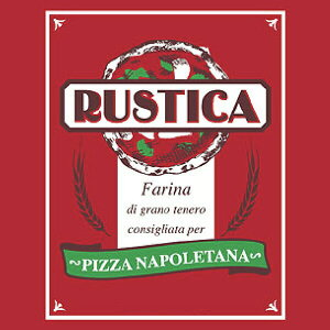 ルスティカ 1kg イタリアン専用小麦粉 日清製粉 強力粉 / 小麦粉 1キロ