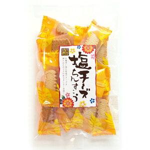 沖縄 お土産 珍品堂のちんすこう さくさく触感【塩チーズちんすこう 平袋 14個入り】