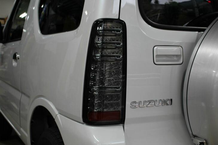 kudo-j エムブロ LEDテールランプ【スモーククローム】【送料無料】【在庫有り即納】