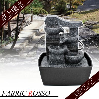 Interior Fountains Design Fountains Tabletop Fountain LED Light Antique  Arts And Crafts Fountain Japan Garden Japanese Fountain Interior Miniature  Healing ...