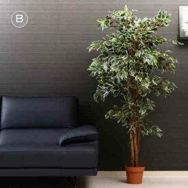 人工観葉植物 造花 グリーン 170cm