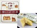 しっとりとしたチーズケーキです 神戸カマンベールチーズケーキ(大)