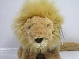 ライオンのぬいぐるみjellycat (ジェリーキャット)Leonardo LionS【あす楽対応】